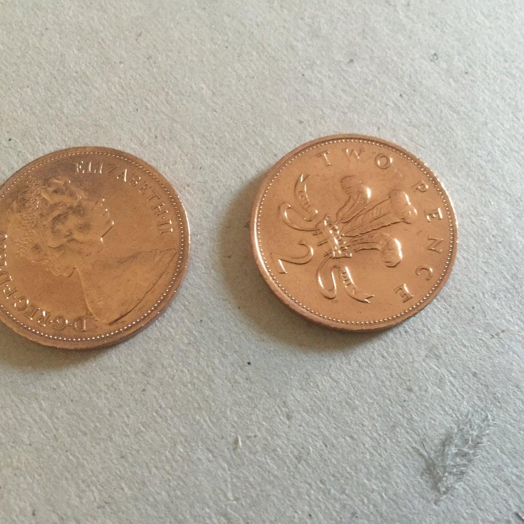 Preparing the Copper Disks