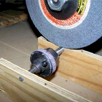 Modify a Mandrel