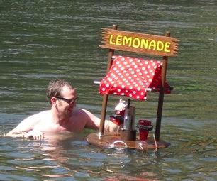 Floating Lemonade Stand