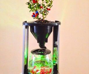Repurposing Coffee Maker As a Planter