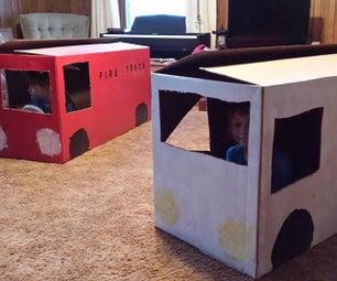 Emergency Vehicle Box Project