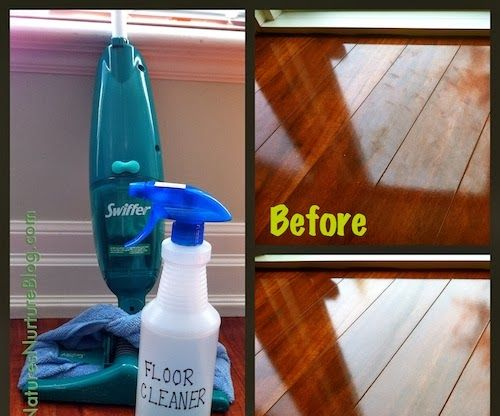 Best Natural Homemade Floor Cleaner
