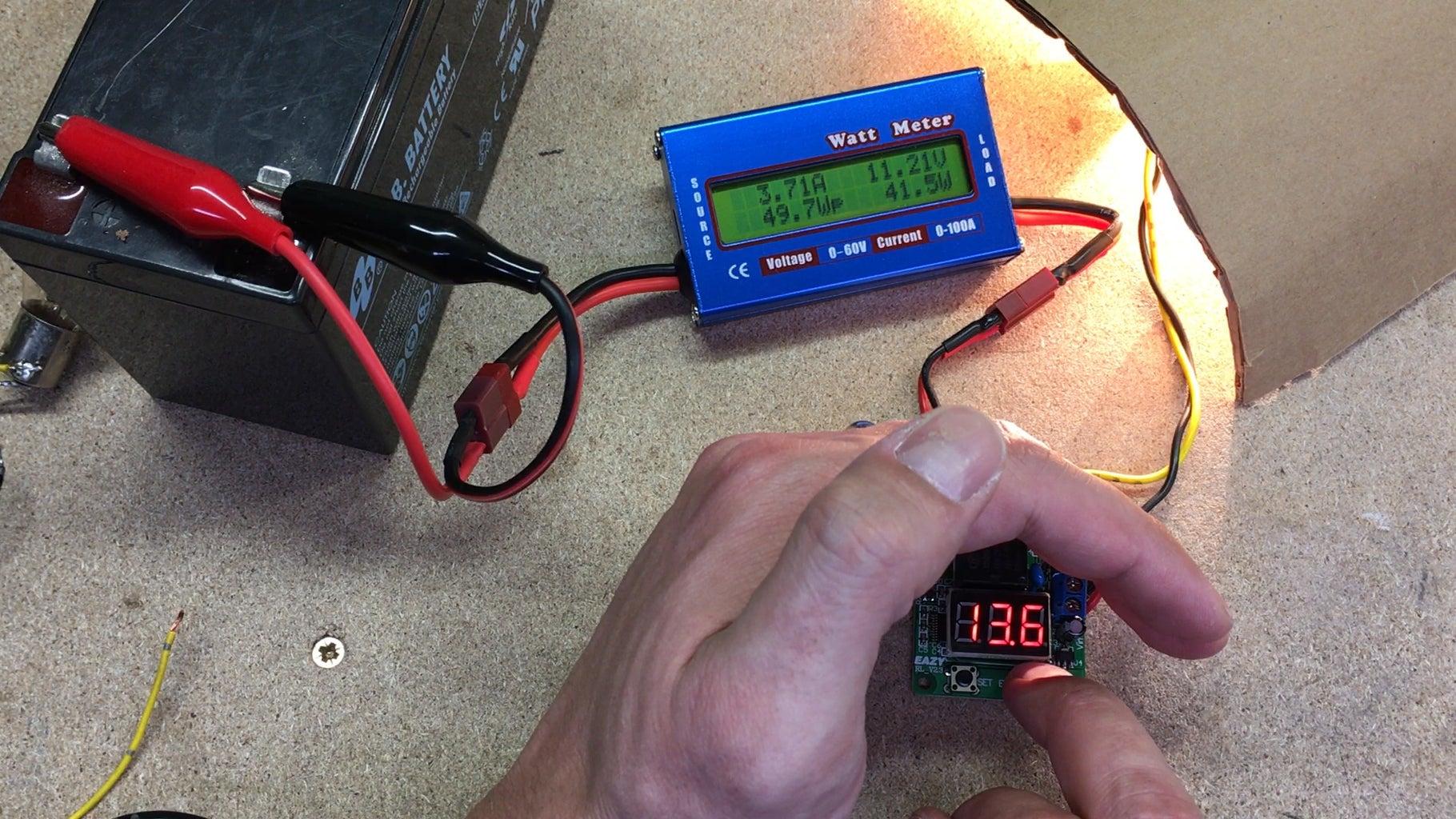 Voltage Limits