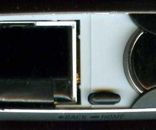 Modding the Sony Walkman