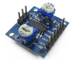 Amplifiers: