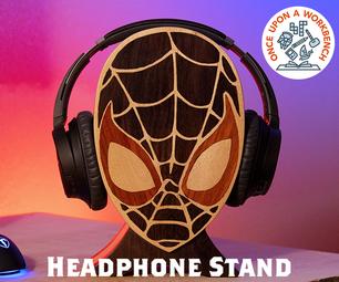 Spiderman Headphone Stand