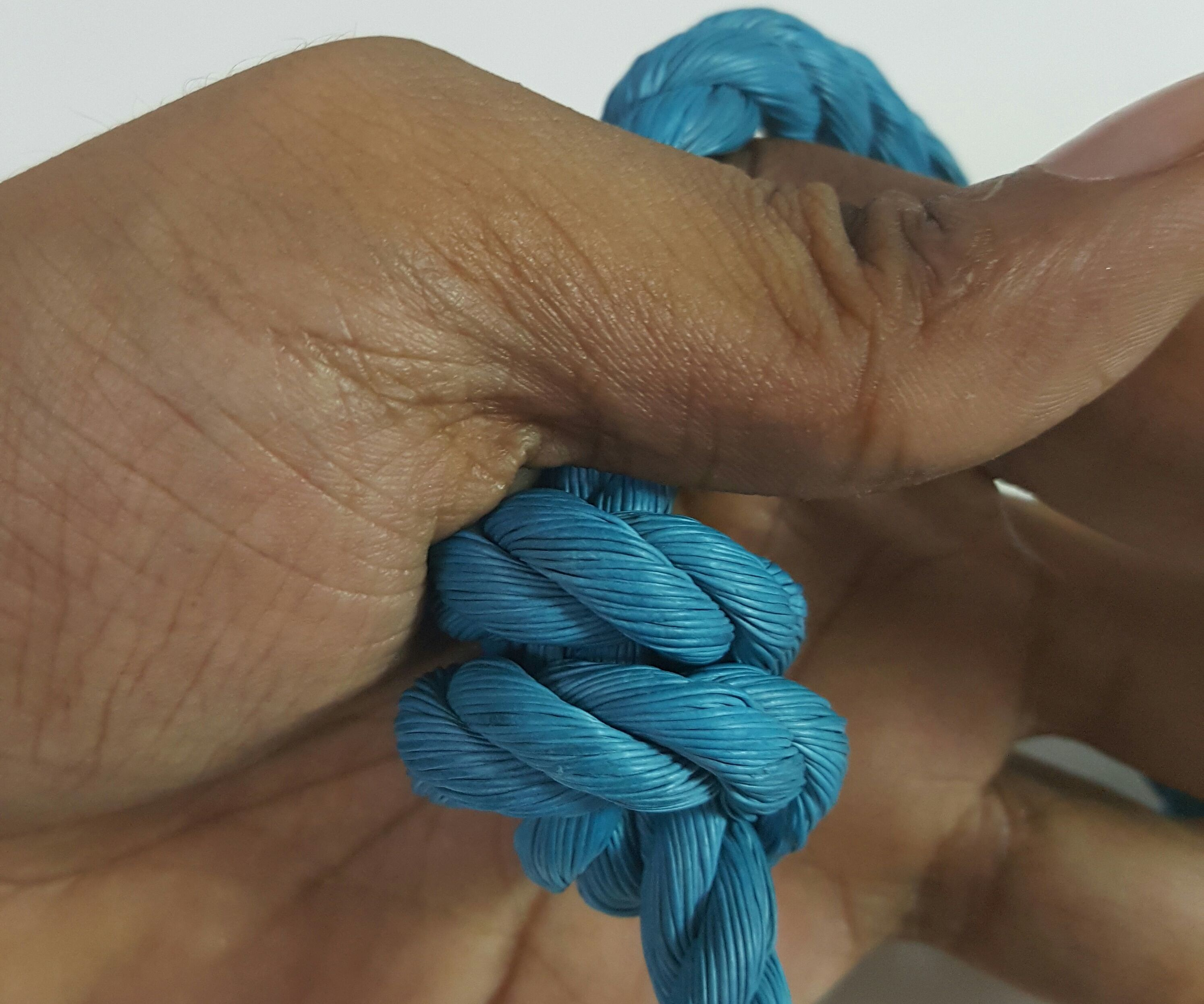 nudo double overhand stopper
