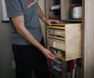 How to Make a Puzzle Rack