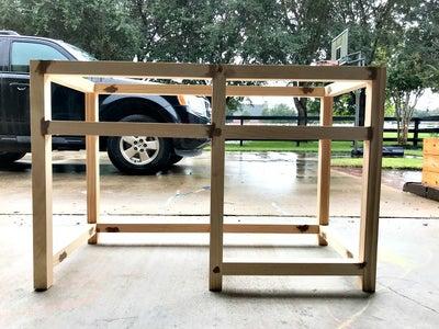 Build a 2x2 Frame