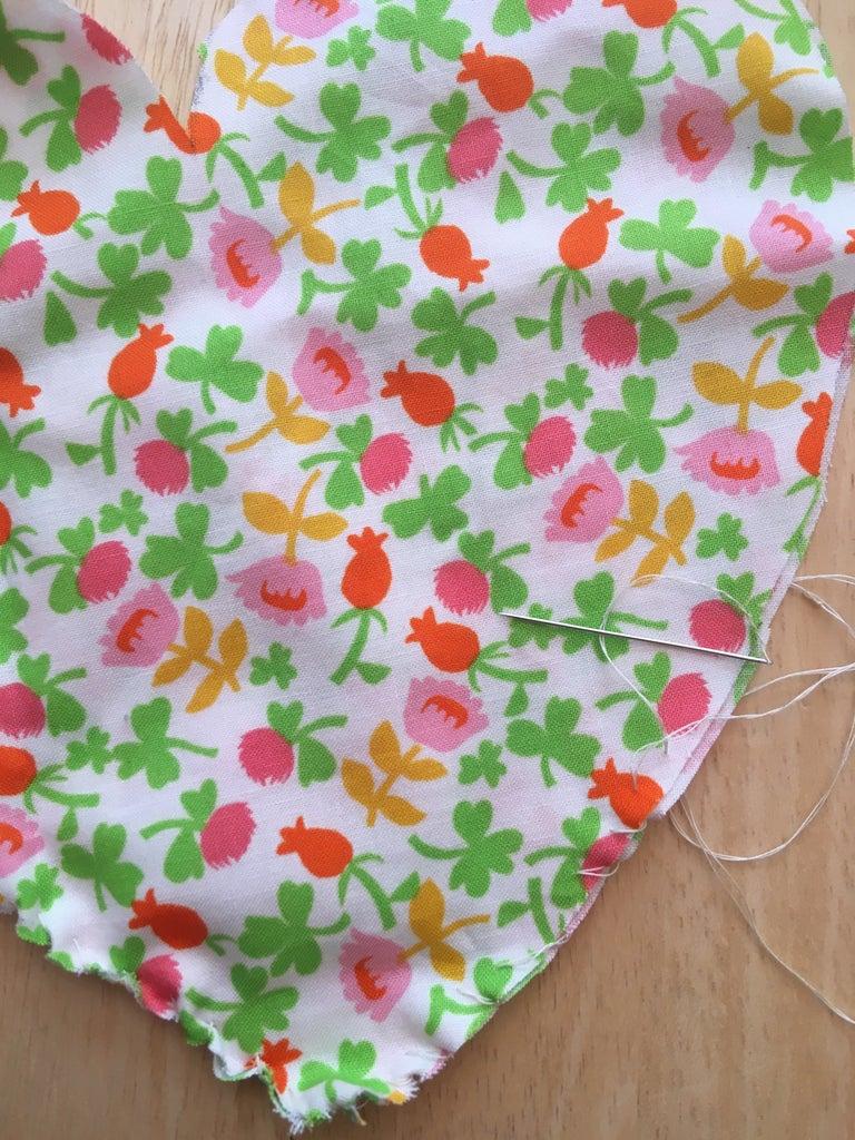 Starting to Sew