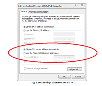 How to Change DNS Settings