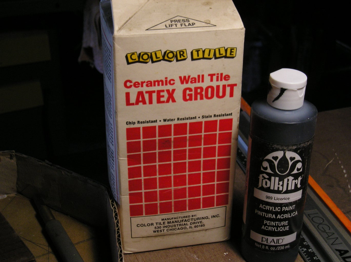 Grout the Can
