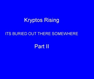 How to Solve Sanborn's Kryptos: the Final Piece of the Puzzle - Part 2