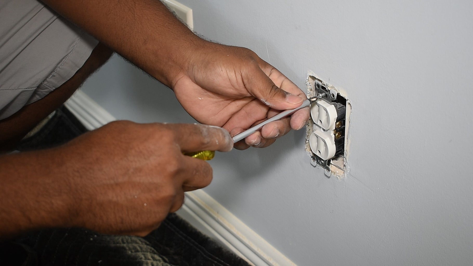 Adding an Outlet
