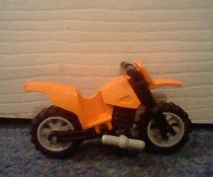 Lego Motorbikes.