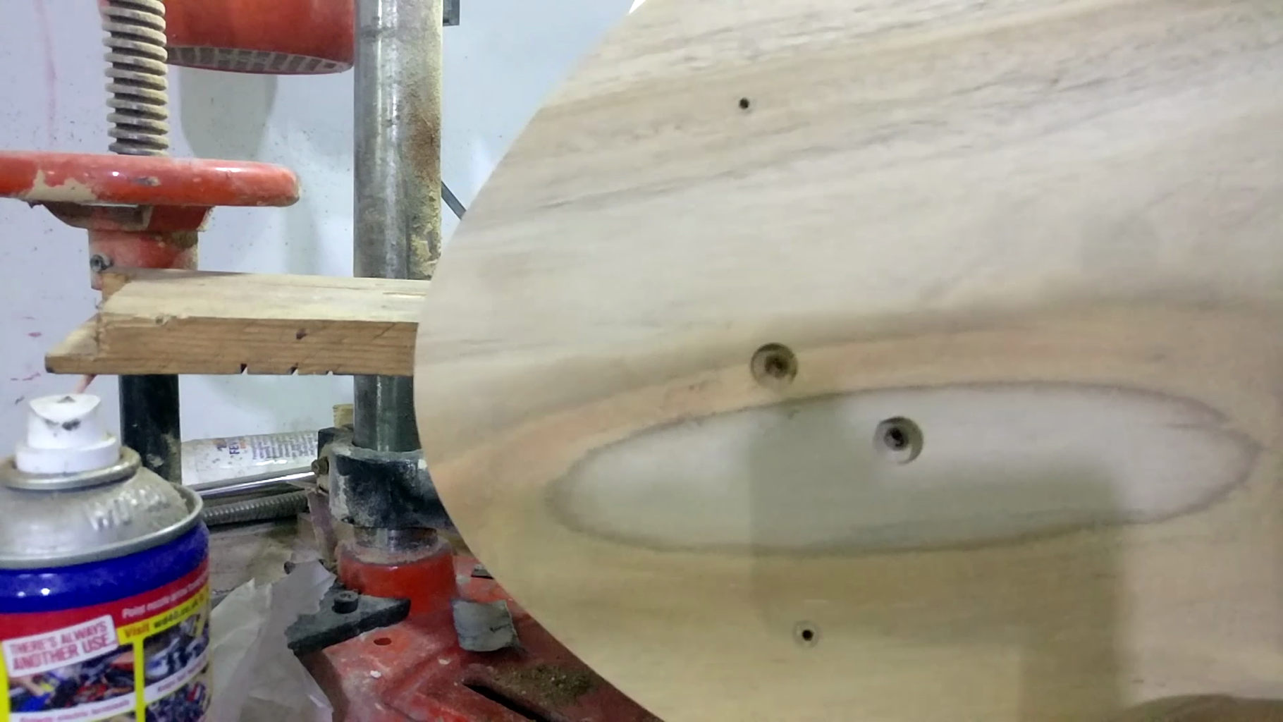 Drilling the Holes