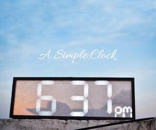 A Simple Clock