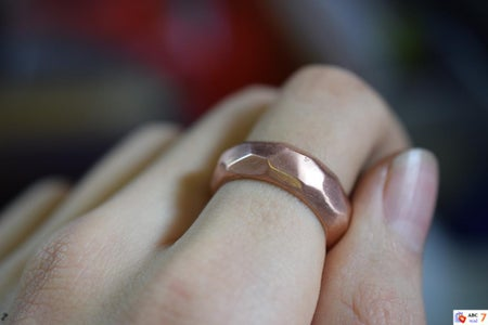 File Some Texture Into Your Ring.