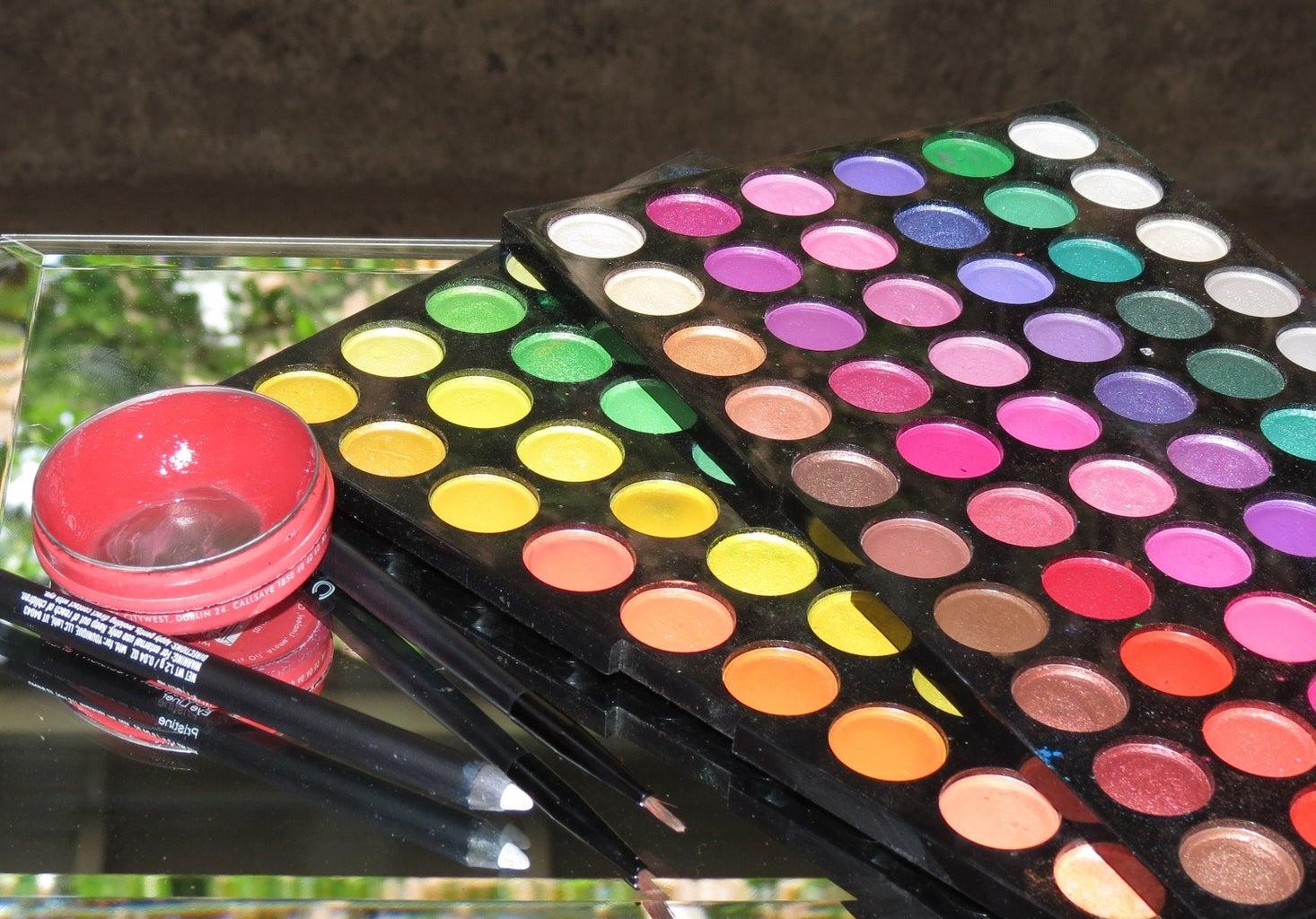 Rainbow Inspired Lip Look