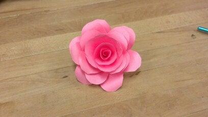 DIY Easy Mother's Day Rose