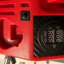 Digital Voltage Meter for Milwaukee Battery Charger