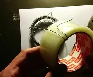 Basic Tape Dispenser / Cutter