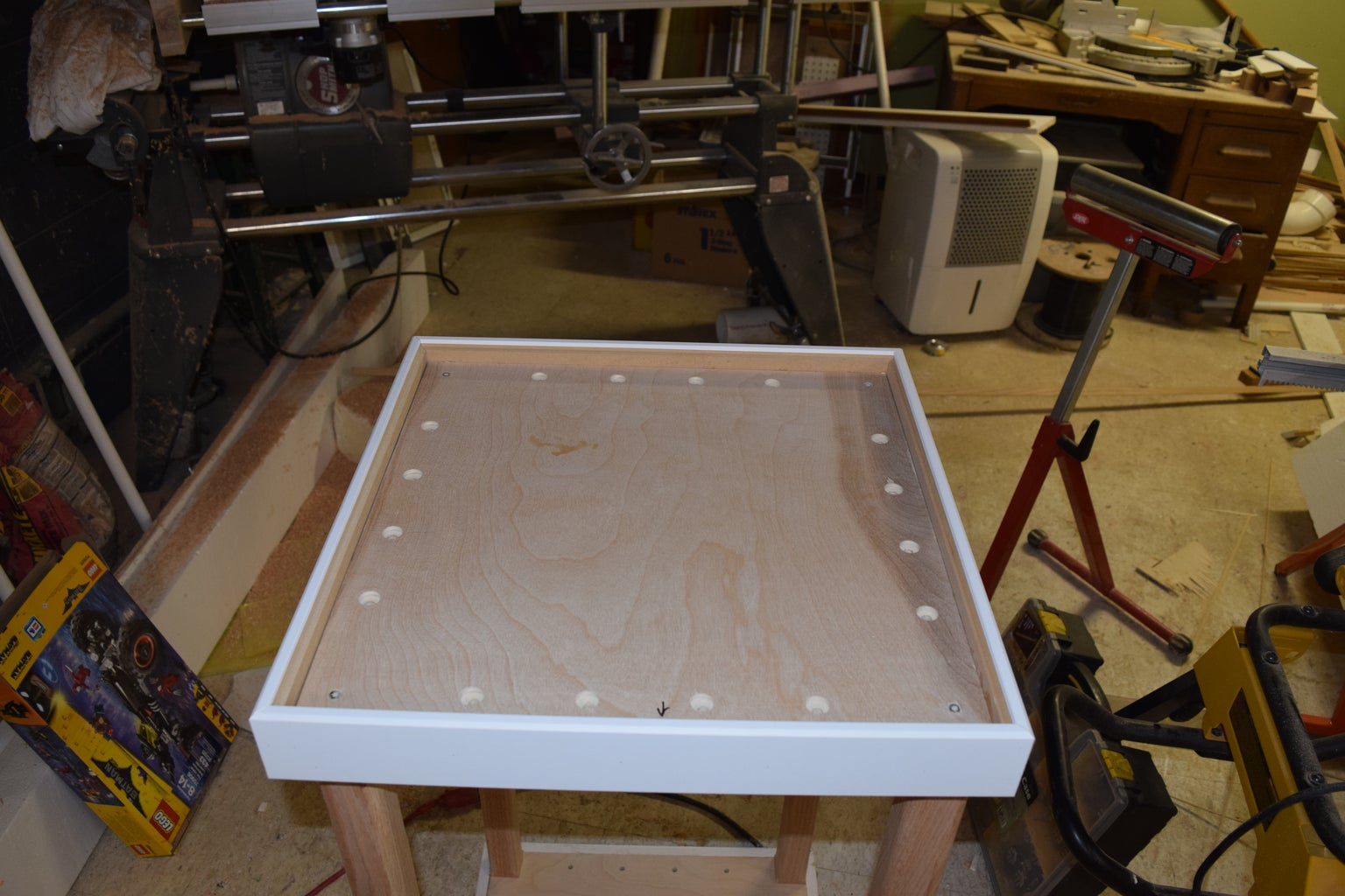 Top Molding and Cover