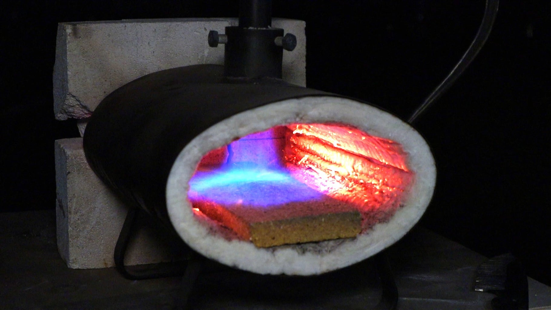 Using a Forge