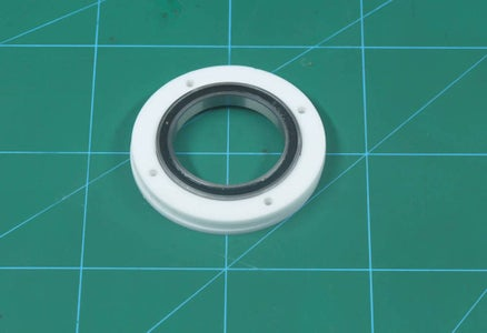 Making the Outer Bearing Assembly