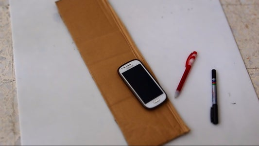 Make a Cardboard Frame