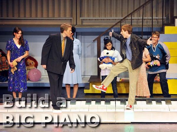 Build a Big Piano