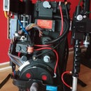 3D Printed Proton Pack