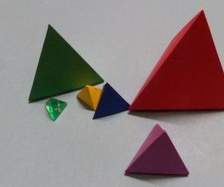 Nesting Tetrahedrons