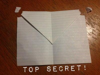 TOP SECRET Critical Step!