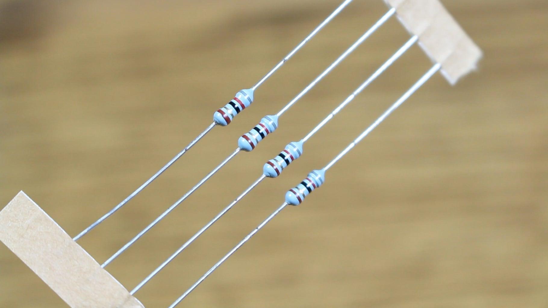 Determining the Resistors