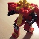Lego Transforming Present