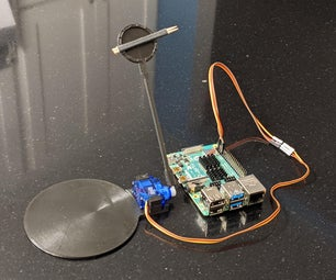 Program a Servo, Build a Catapult, and Solve for Π (on a Raspberry Pi) (EASY!)