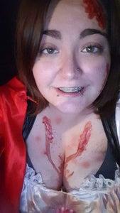 Little Dead Riding Hood Halloween Costume