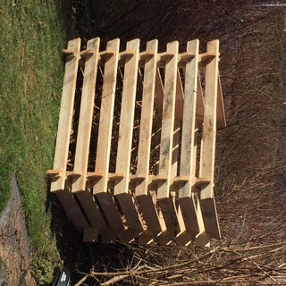 Build a Compost Bin From Pallets