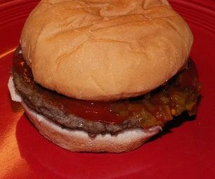 Frozen Burger Bash