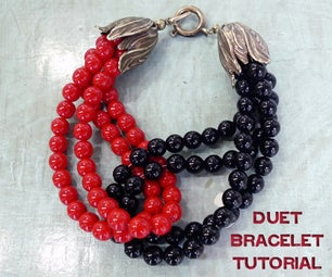 Duet Bracelet Tutorial