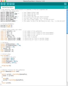 Programming the Arduino Yun