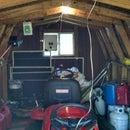Yard Barn electrical system