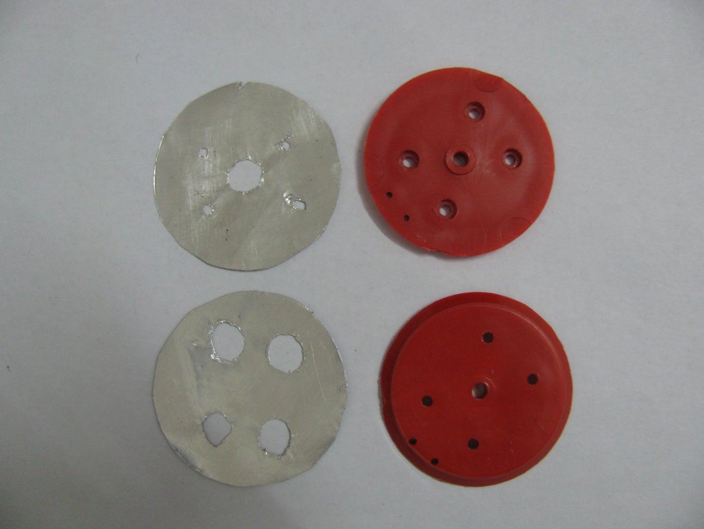LEDs Disk