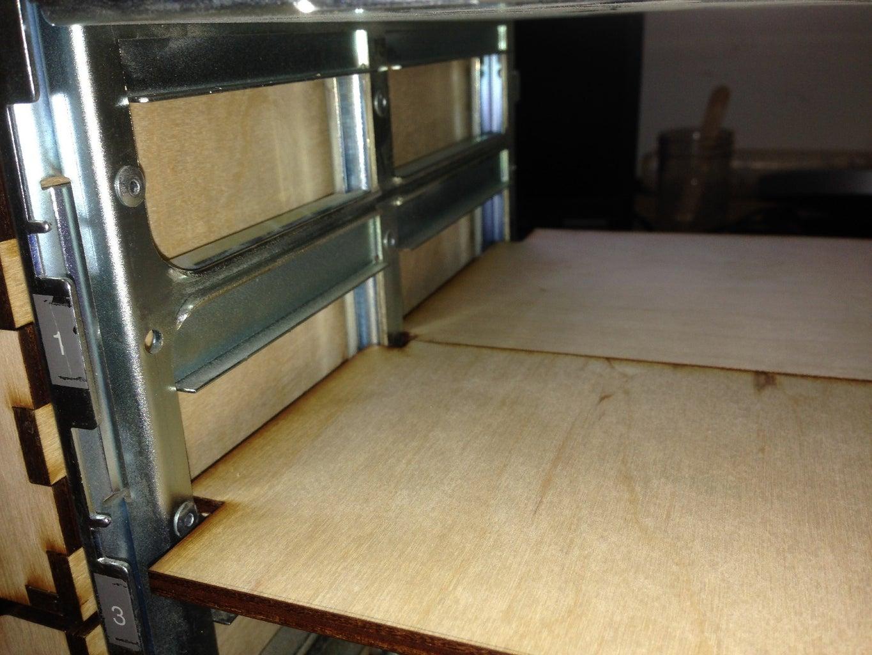 Adding an Extra Shelf