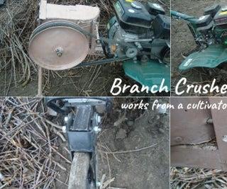 Branch Crusher