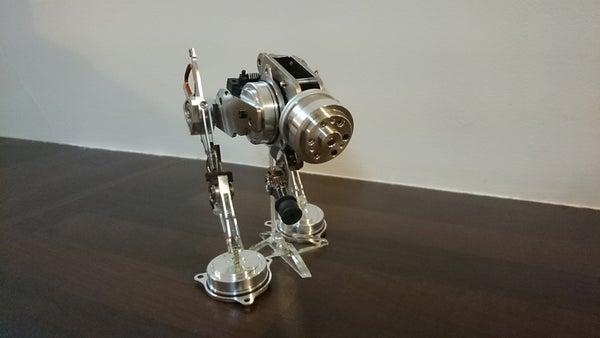 Star Wars Walker (HDD Recycling)