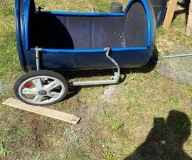 DIY Wheelbarrow