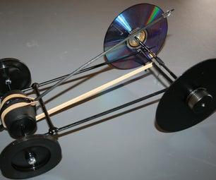 Elastic Power Car