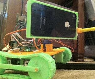 3D Printed Wireless Tank